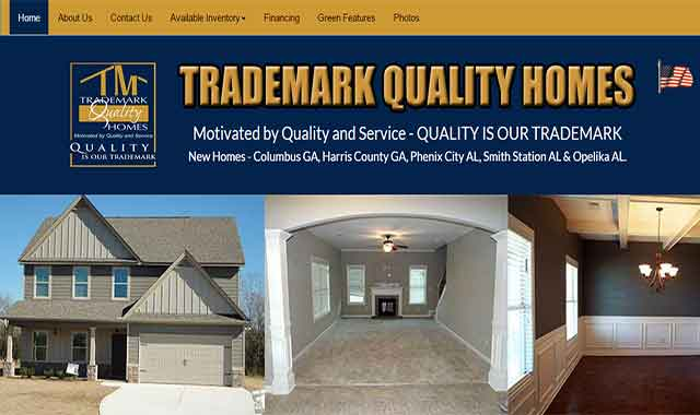 Trademark quality homes