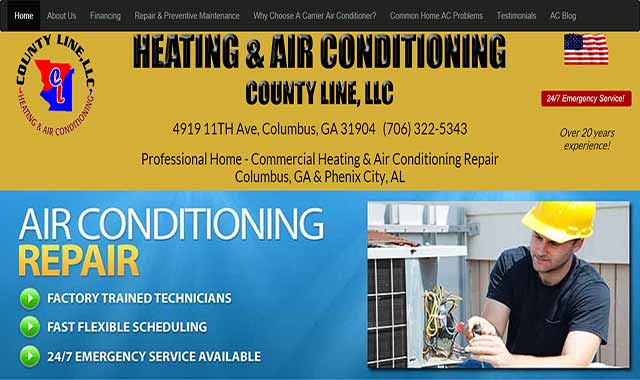 county line air conditioning