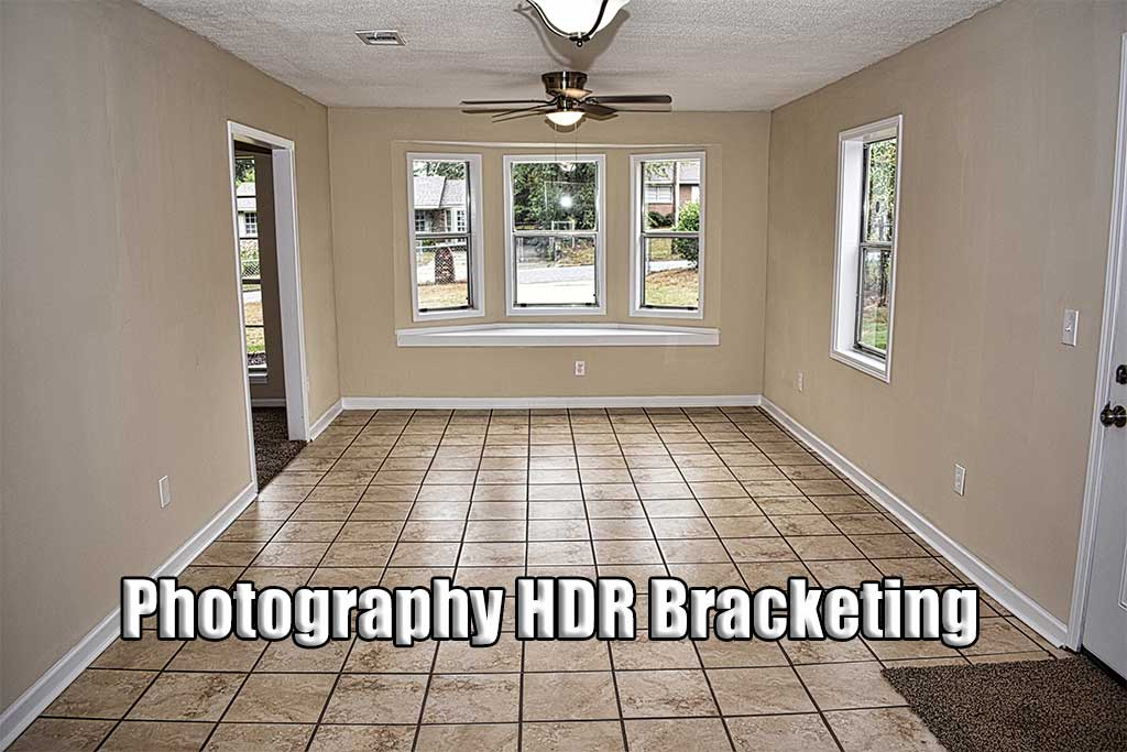 photography HDR bracketing